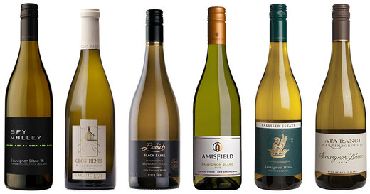 New Zealand Sauvignon Blanc - Decanter Panel Tasting - Part II